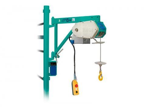 Elevador de obra 200 kg