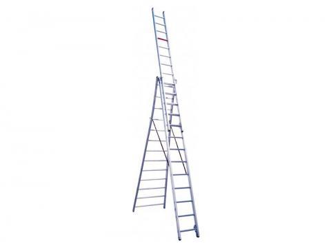 Escalera de 3 tramos