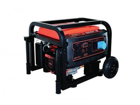 Generador no insonorizado 5000W gran autonomía