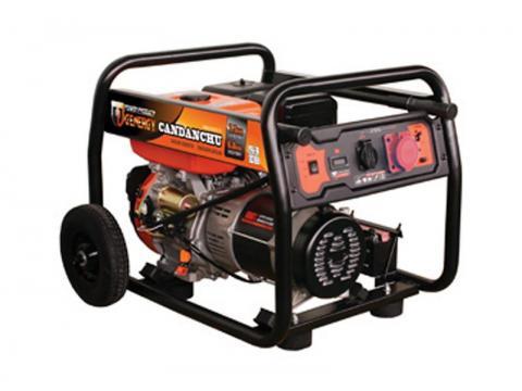 Generador no insonorizado 6000W a 7000W trifásico