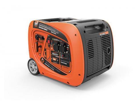 Generador insonorizado inverter 3500W