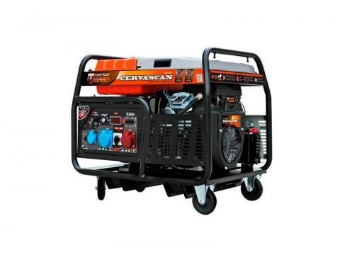 Generador no insonorizado 12.000W (400V) + 12.000W (230V)