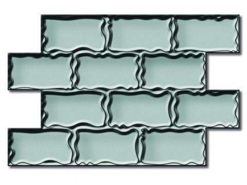 Kit hormigón impreso: 1 juego de moldes
